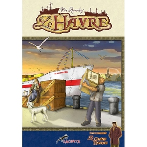 Le Havre Miasto Portowe - LACERTA