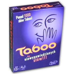 Gra Taboo - Hasbro