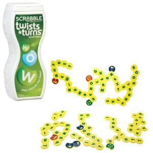 Gra Scrabble ŁamiSłówka - Mattel