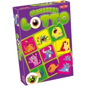 Gra Lotto Monsters - Tactic