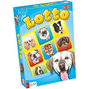 Gra Lotto Psie Karykatury - Tactic