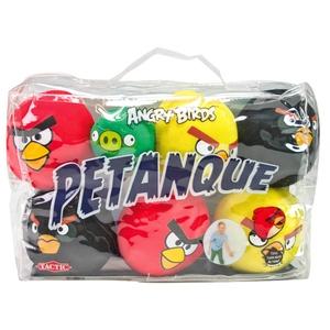 Gra Angry Birds Petanque - Tactic
