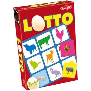Gra Lotto Zwierzęta Na Farmie - Tactic