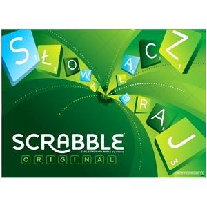 Gra Scrabble Original - Mattel