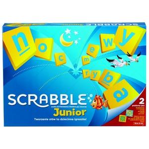Gra Scrabble Junior - Mattel