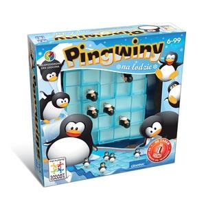 Gra Logiczna Smart Pingwiny - Granna