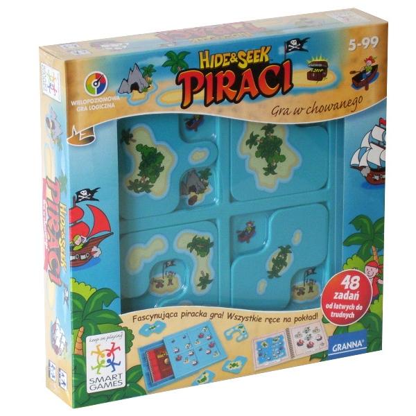 Gra Logiczna Gra Logiczna Piraci Granna