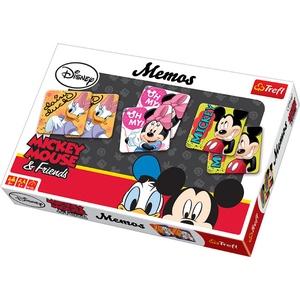 Gra Memos Mickey - Trefl