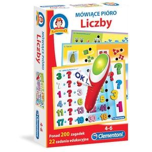Gra Quiz Liczby - Clementoni