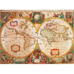 Antyczna Mapa 1000 El. - Clementoni