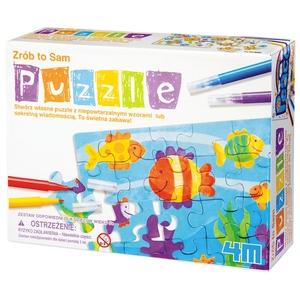 Mini Puzzle - 4M