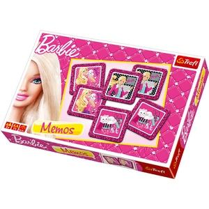 Gra Memos Barbie - Trefl