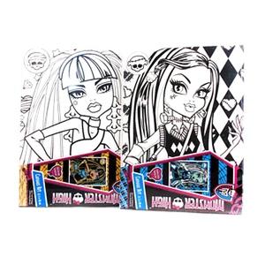 Monster High Malowanie Obrazów - Ravensburger