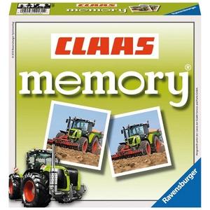 Claas Gra Memory Traktory - Ravensburger
