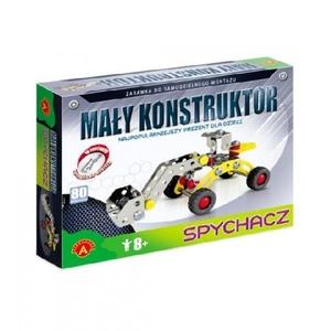 Mały Konstruktor Spychacz - Alexander