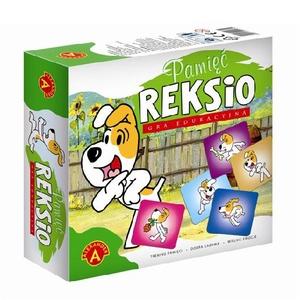 Gra Pamięć Reksio - Alexander