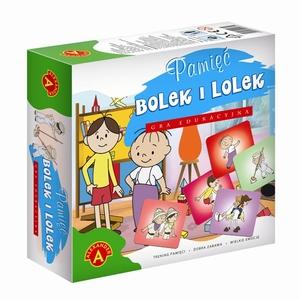 Gra Pamięć Bolek I Lolek - Alexander