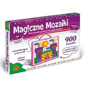 Kreatywność I Edukacja Magiczne Mozaiki 900 El. - Alexander