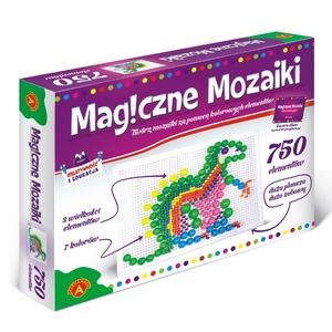 Kreatywność I Edukacja Magiczne Mozaiki - Alexander