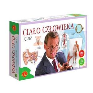 Gra Quiz Ciało Człowieka - Alexander