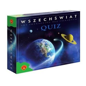 Gra Wielki Quiz Wszechświat - Alexander