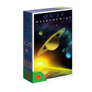 Gra Mini Quiz Wszechświat - Alexander