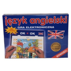Język Angielski Gra Elektroniczna - Jawa