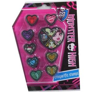 Zestaw Pieczątek Monster High - Euro Trade
