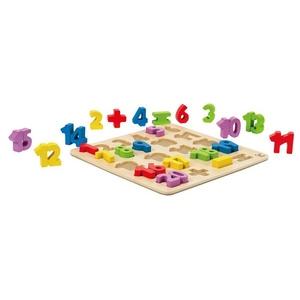 Puzzle Liczby - HAPE