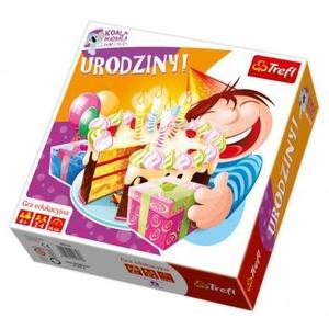 Gra Planszowa Urodziny - Trefl