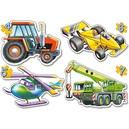 4-x-puzzle-4567-el-pojazdy-castor