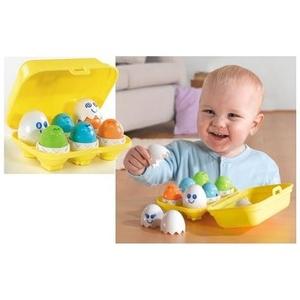 Wesołe Jajeczka - Tomy