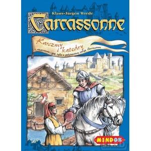 Gra Carcassonne Roz.1 Karczmy I Katedry - Bard