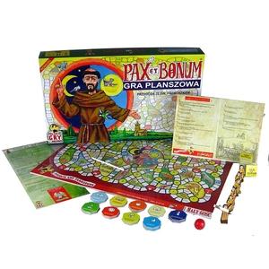 Gra Pax Et Bonum Przygoda Z Franciszkiem - Bard