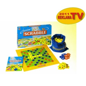 Scrabble Original Junior - Mattel