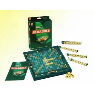 Scrabble Travel Wersja Podróżna - Mattel