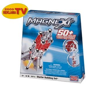 Klocki Magnetyczne 30el. Magnext - Mega Bloks