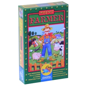 Gra Mini Super Farmer - Granna