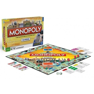 Monopoly Tu I Teraz Banking - Hasbro