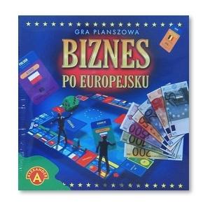 Gra Biznes Po Europejsku - Alexander