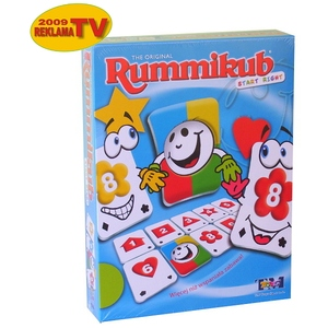 Tm Toys Rummikub Start Junior - Lemada
