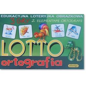 Gra Lotto Ortografia - Adamigo
