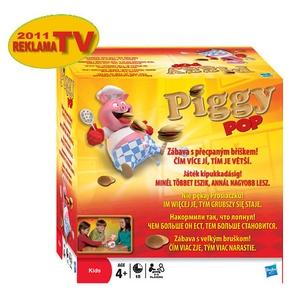 Gra Zręcznościowa Piggy Pop - Hasbro
