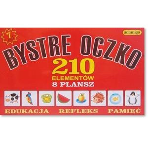 Gra Bystre Oczko - Adamigo