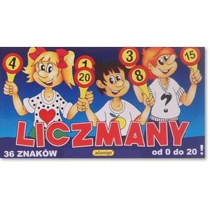 Gra Liczmany - Adamigo