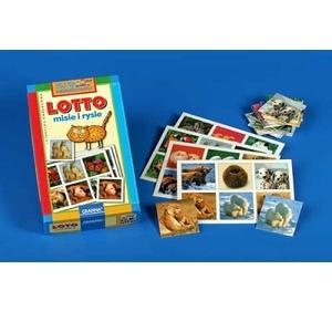 Gra Lotto Misie I Rysie - Granna