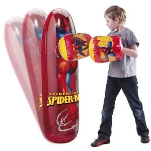 Nadmuchiwany Zestaw Do Boksowania Spiderman - John