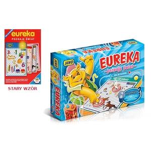 Gra Edukacyjna Eureka Poznaję Świat - Jawo