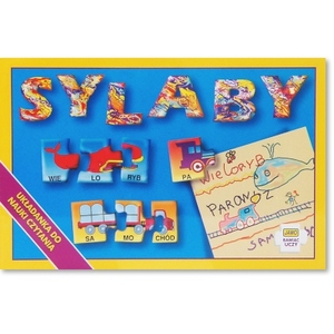 Gra Puzzle Sylaby - Jawo