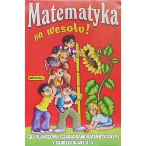 Gra Matematyka Na Wesoło - Adamigo